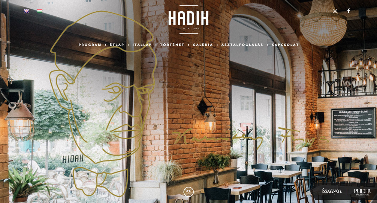 HADIK COFFEE HOUSE